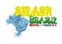 Splash Brazil Festival De Verao USA Logo
