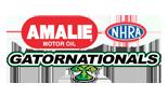 Amalie Motor Oil NHRA Gatornationals, Gainesville Raceway Logo