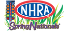 NHRA SpringNationals, Royal Purple Raceway, Houston, TX - Friday Logo