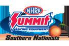 Summit Racing NHRA Southern Nationals, Atlanta, GA - Saturday Logo