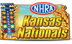 NHRA Kansas Nationals, Heartland Park Topeka, Topeka, KS - Sunday Logo