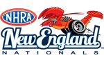 NHRA New England Nationals, New England Dragway, Epping, NH - Saturday Logo