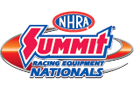 Summit Racing Equipment NHRA Nationals, Norwalk, OH - Sunday Logo