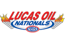 Lucas Oil NHRA Nationals, Brainerd, MN - Thursday - AUDIO Only Logo