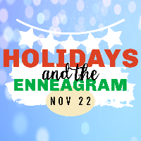 The Holidays and the Enneagram Logo