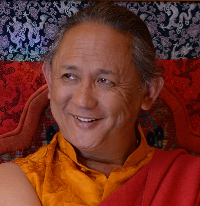 MSB Shedra '17 Part 2 Talk 3 with Dzigar Kongtrul Rinpoche Logo