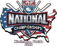 2016 AYF National Championships Field 1 Sunday December 4th 2016 Logo