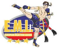 E.M.L EUROPEAN MUAYTHAI LEAGUE- GRAND FINALS TURKEY 1 - BURDUR / BUCAK Logo