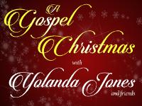 A Gospel Christmas with Yolanda Kinlow Jones and Friends Logo