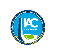 IAC 2019 - GNF: IAF-ASE Astronauts Event Logo