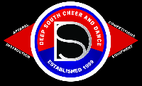 2016 Deep South Beach Nationals Logo