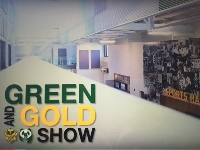 Green & Gold Show Logo