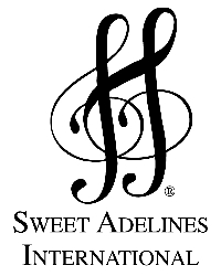 Sweet Adelines Region 25 Competition 2016- LIVE from Tulsa, Oklahoma! Logo