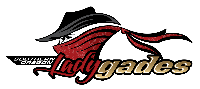 Lady Gades vs. Thunderkatz - WFA Playoffs Round 1 Logo