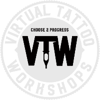 Virtual Tattoo Workshop Logo