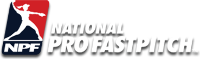 National Pro Fastpitch (DEMO) Game 1 Logo