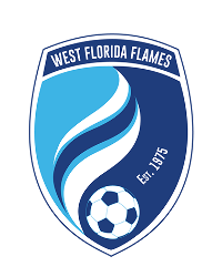 West Florida Flames U16 ECNL vs Boca United U16 ECNL Logo