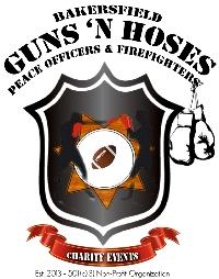 Guns N' Hoses #12 Charity Boxing Event Logo