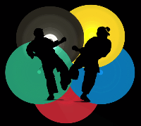 54th European Senior Karate Championship 2019 Guadalajara, Spain Logo