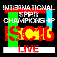 International Spirit Championship Logo