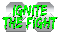 IGNITE THE FIGHT 26 Logo