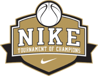 Nike TOC ALL DAY MONDAY PASS Logo