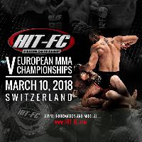 HIT-FC CHAMPIONSHIP V Logo