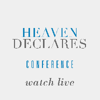 2016 Heaven Declares Sesion 1: Jamie Galloway and Andy Squyres Logo