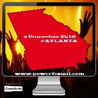Powerfest 2k16 Atlanta, GA Logo