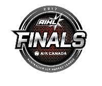 2017 AIHL Finals presented by Air Canada (Grand Final) Logo