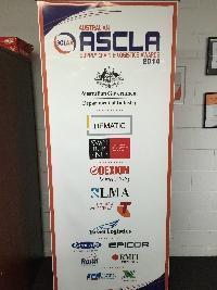 Men & Women in Logistics - All industries Groundbreaking Event! Logo