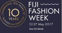 Fiji Fashion Week 2017 Logo