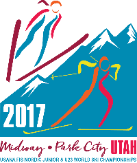 SKI JUMPING MIXED TEAM HS100m Logo