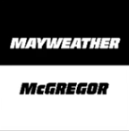 Mayweather vs McGregor Logo