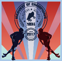 MRDA Men's European Qualifiers Logo