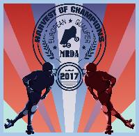 MRDA Men's European Qualifiers Logo