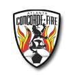 Concorde Fire U18 USSDA vs SC United Battery U18 USSDA Logo