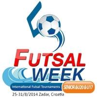 Futsal week Logo