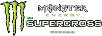 2017 MONSTER ENERGY CUP Logo