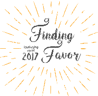 Finding Favor 2017 Logo