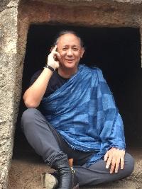 Modern Day Bodhisattva Seminar 2017 with Dzigar Kongtrul Rinpoche Logo