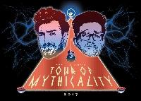 Rhett & Link's Tour of Mythicality Logo