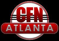 CORPORATE FIGHT NIGHT ATLANTA Logo