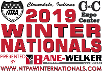 2019 NTPA Winter Nationals | Saturday 7 PM Logo