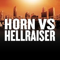 Battle of Brisbane 2: Horn Vs Corcoran Logo