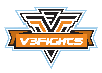 V3Fights 59 - Taylor Vs. Marsh Logo