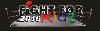 Fight For Kidz 2016 Logo