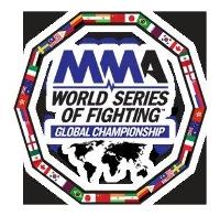 World Series Of Fighting Global Championship 2 - Tokyo, Japan Logo