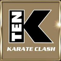 10K Karate Clash Logo