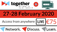 Elia Together 2020 Live Event Logo